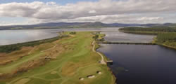 Image showing nav-link to Carnegie Links at Skibo Castle.