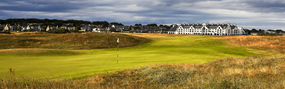 Carnoustie Golf Links Featured Image.