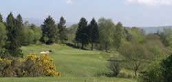 Image showing nav link to Cowal Golf Club.