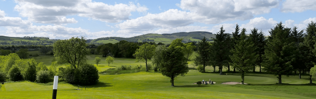 Dumfries and Galloway Golf Club Featured Image.