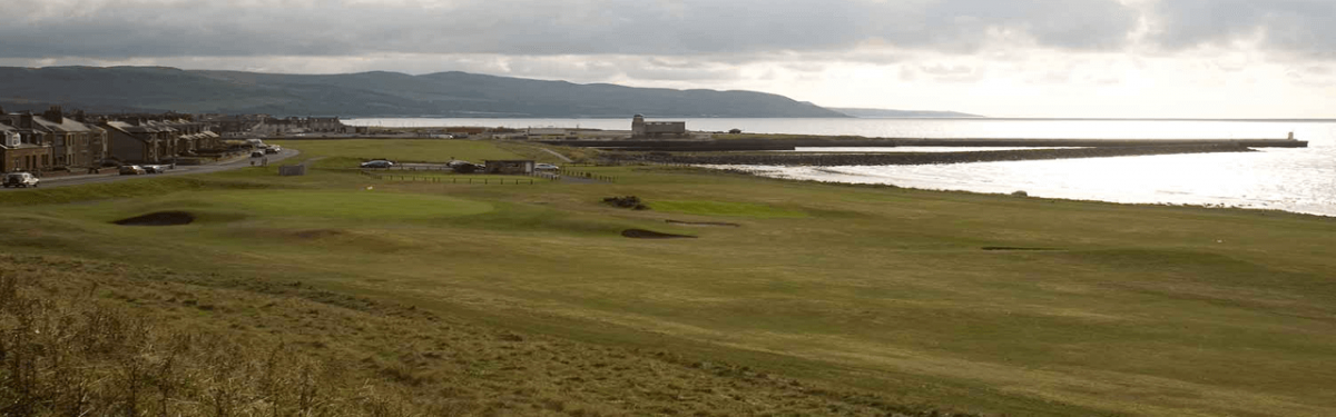 Girvan Golf Course Featured Image.