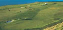 Image showing nav-link to Girvan Golf Club.