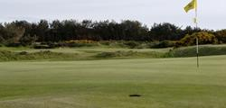 Image showing nav-link to Glasgow Gailes Links Golf Club.