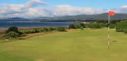 Image showing nav-link to Invergordon Golf Club.