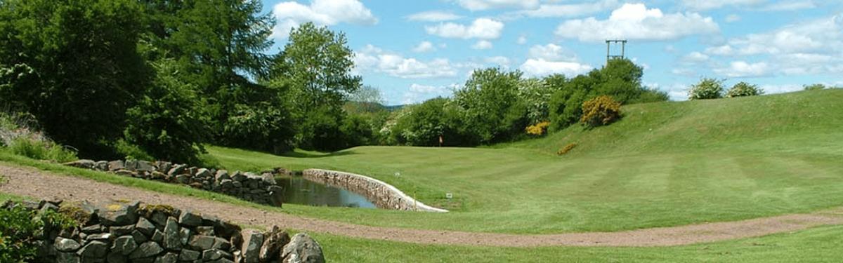 Kirkcudbright Golf Club Featured Image.