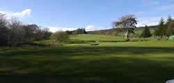 Image showing nav-link to Lamlash Golf Club.