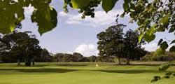 Image showing nav-link to Lochgreen Golf Course.