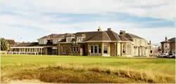 Image showing nav-link to Prestwick Golf Club.