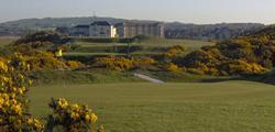 Image showing nav-link to Prestwick St Nicholas Golf Club.