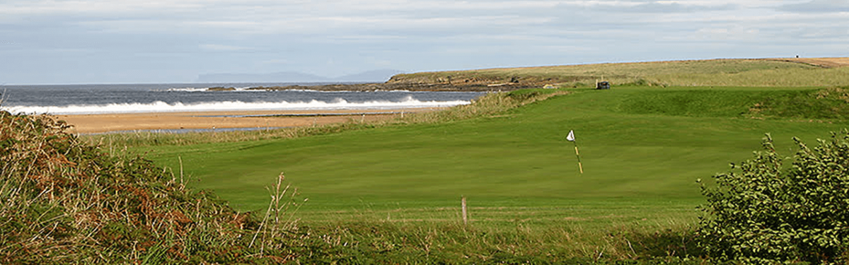 Reay Golf Club Featured Image.