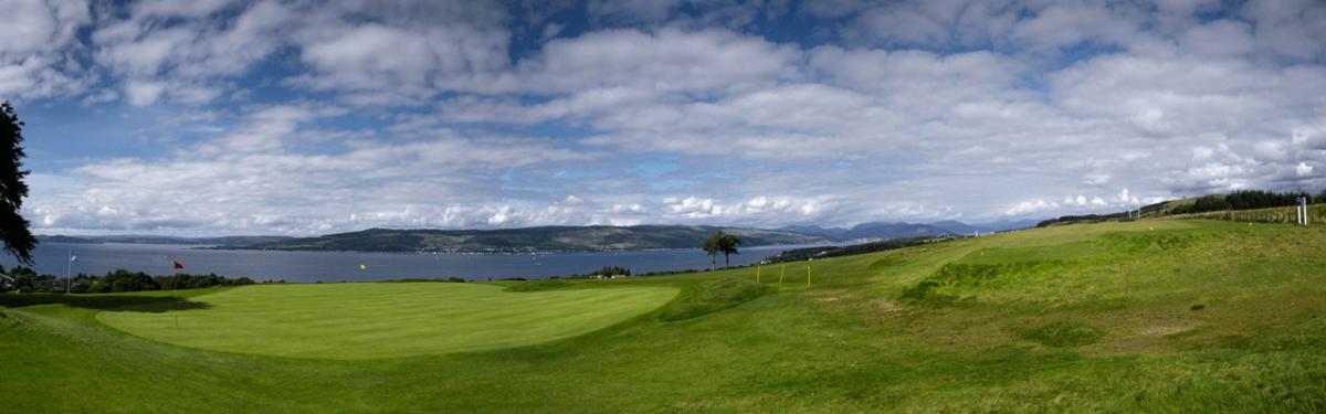 Skelmorlie Golf Club Featured Image.