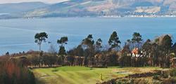 Image showing nav-link to Skelmorlie Golf Club.