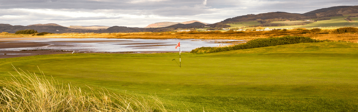 Southerness Golf Club Featured Image.