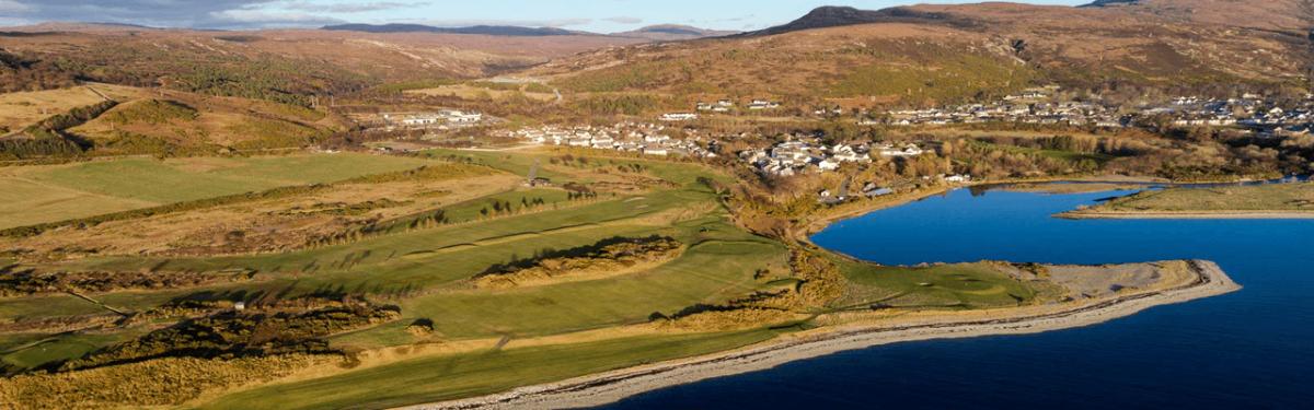 Ullapool Golf Club Featured Image.