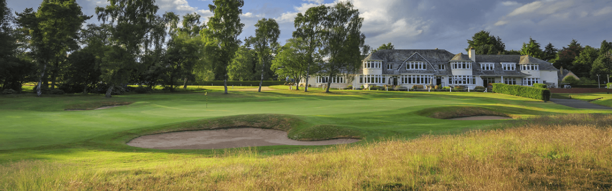 The Blairgowrie Golf Club Featured Image.