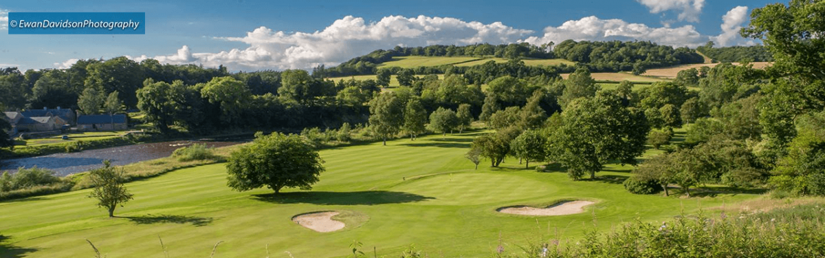 St Boswells Golf Club Featured Image.