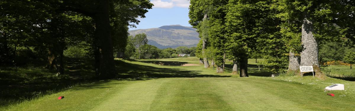Callander Golf Club featured Image.