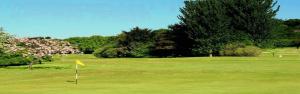 Carrick Knowe Golf Course.