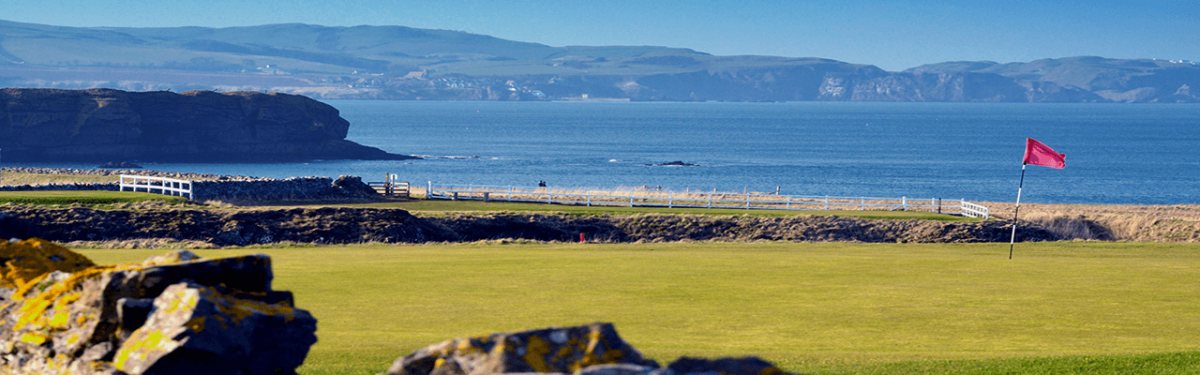 Eyemouth Golf Club Featured Image.