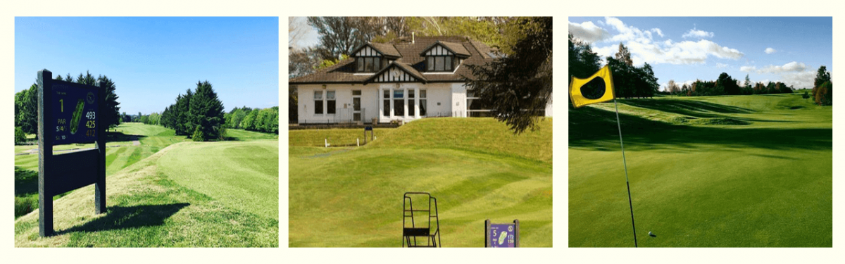 Falkirk Golf Club Featured Image.
