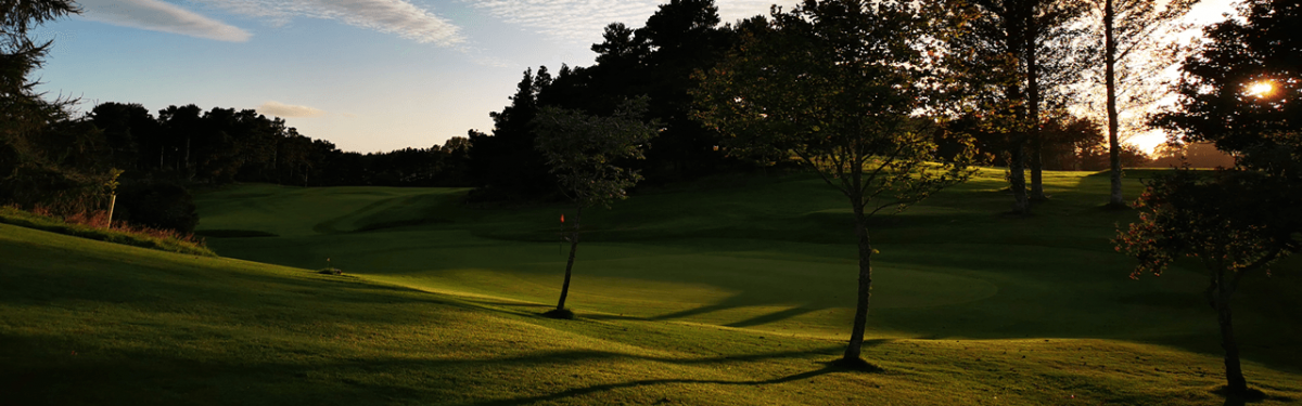 Forres Golf Club Featured Image.