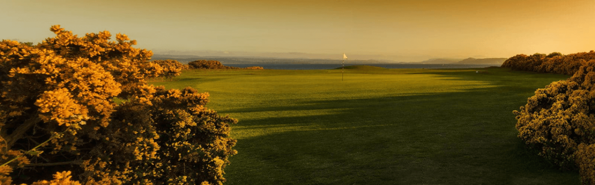 Fortrose and Rosemarkie Golf Club Featured Image.