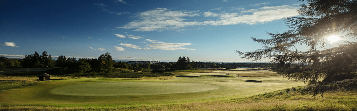 Gleneagles Hotel Golf Courses Featured Image.