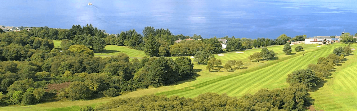Gourock Golf Club Featured Image.