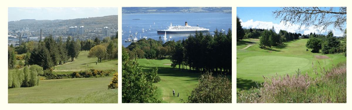 Greenock Golf Club Featured Image.