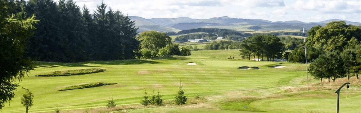 Hawick Golf Club Featured Image.