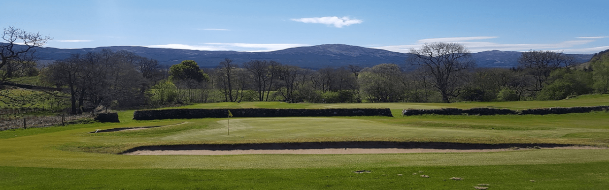 Killin Golf Club Featured Image.