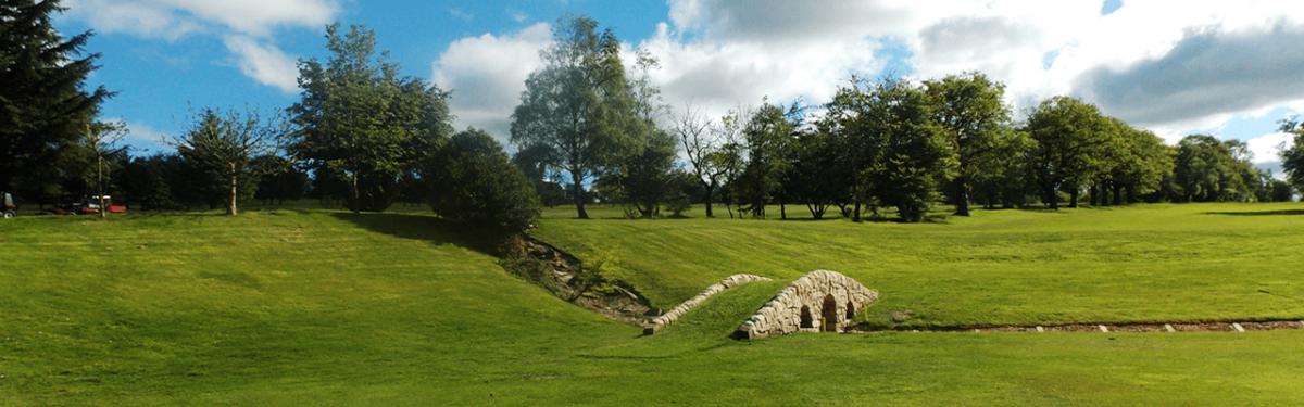 Kilsyth Lennox Golf Club Featured Image.