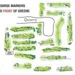 Kilsyth Lennox Golf Club Course Layout.
