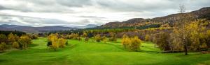 Kingussie Golf Club Featured Image.