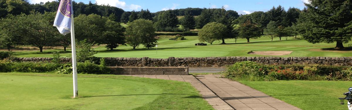 Lochwinnoch Golf Club Featured Image.