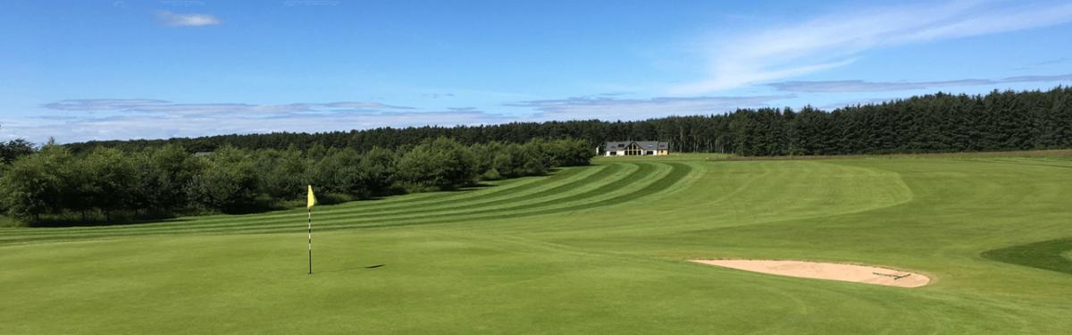 Maverston Golf Club Featured Image.