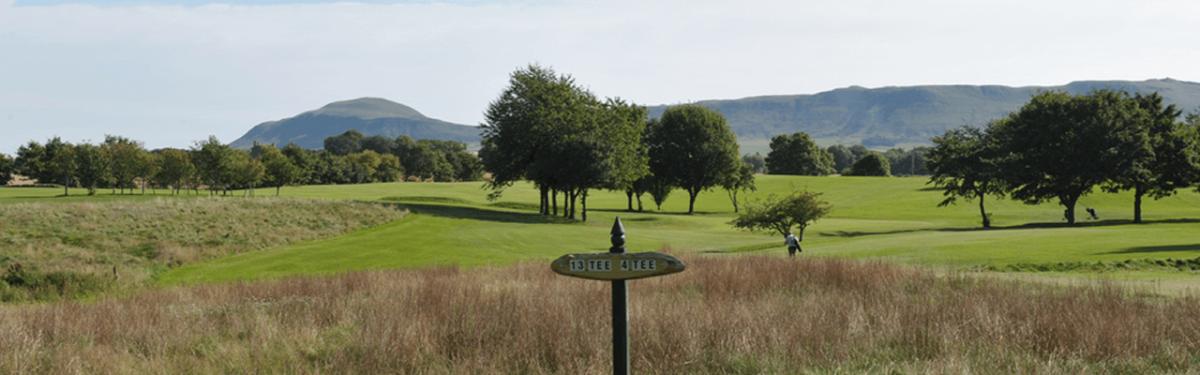 Milnathort Golf Club Featured Image.