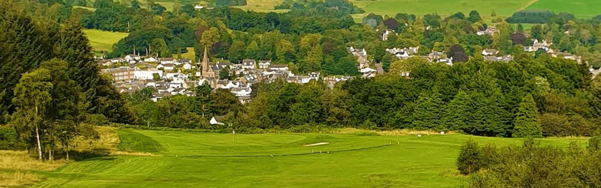 Moffat Golf Club Featured Image.