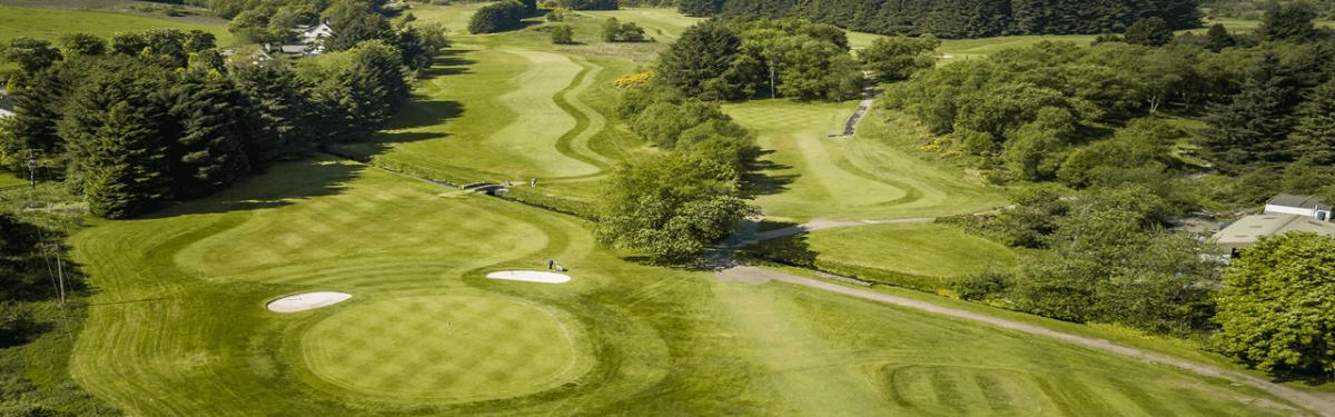 Muckhart Golf Club Featured Image.