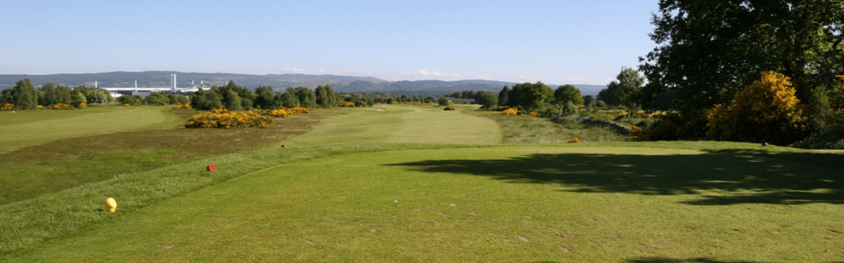 Muir of Ord Golf Club Featured Image.