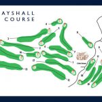 Murrayshall Golf Course Murrayshall Layout.