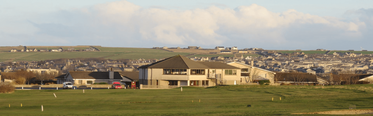 Orkney Golf Club Featured Image.