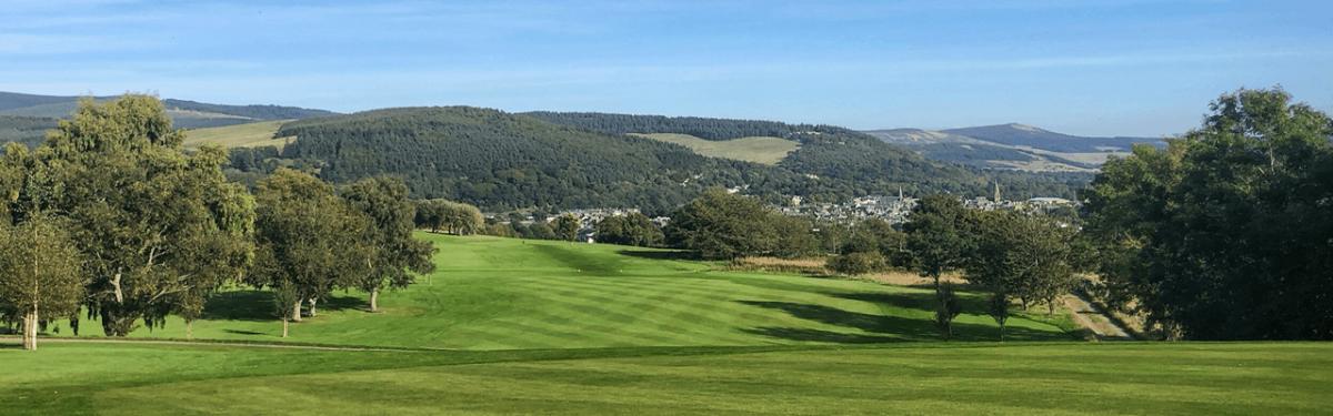 Peebles Golf Club Featured Image.