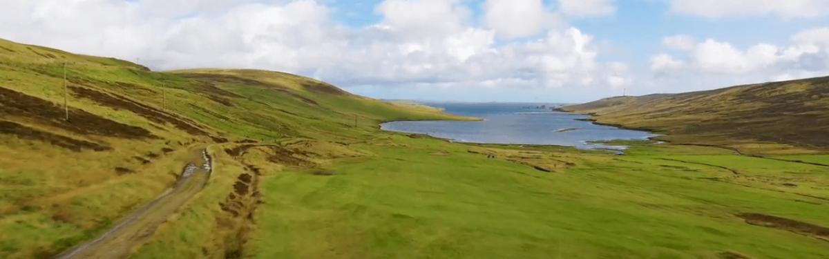 Shetland Golf Club Featured Image.
