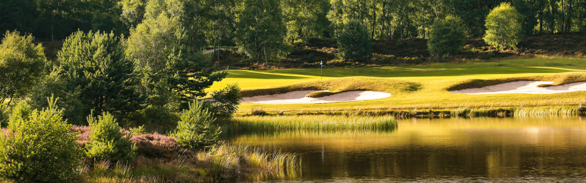 Spey Valley Golf Course Featured Image.