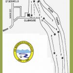 St Boswells Golf Club Course Layout.