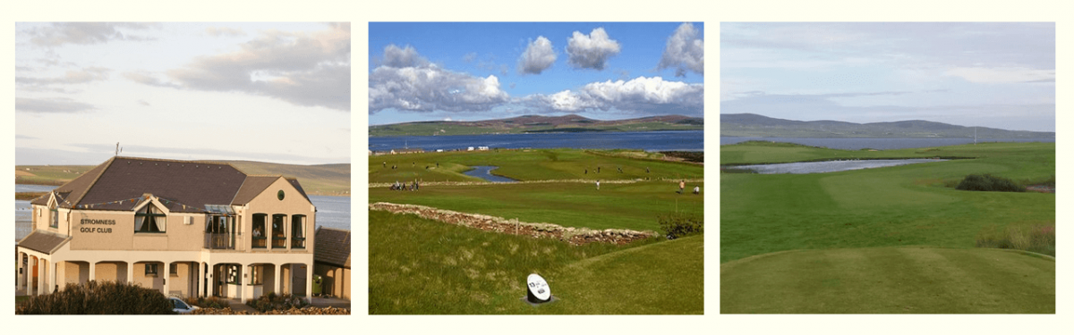 Stromness Golf Club Featured Image.