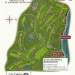 Fairmont Torrance Course Layout.