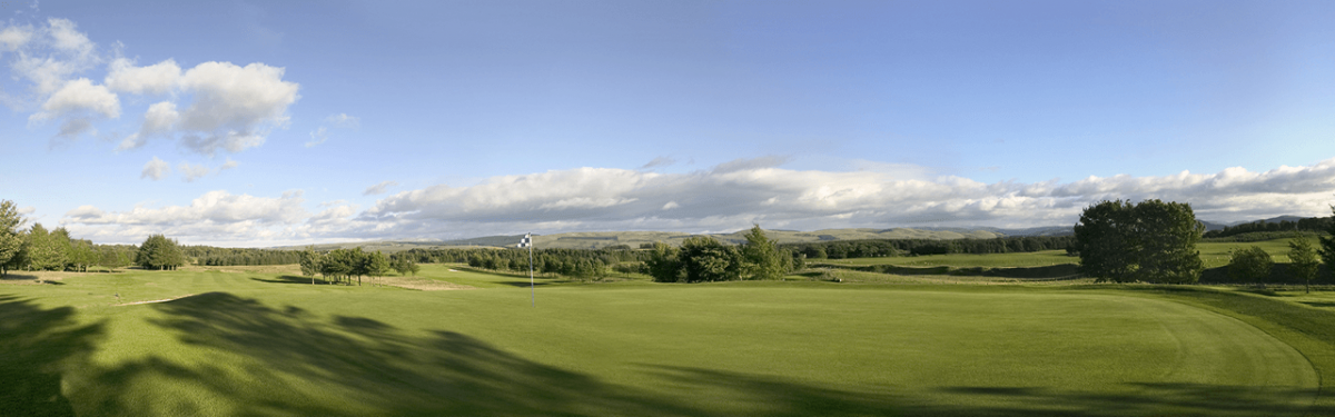 West Linton Golf Club Featured Image.