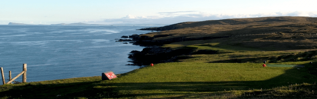 Whalsay Golf Club Featured Image.